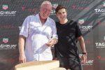 TAG Heuer: CEO Jean-Claude Biver und DJ Martin Garrix