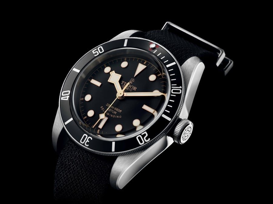 "Tudor: Black Bay ""Black"""