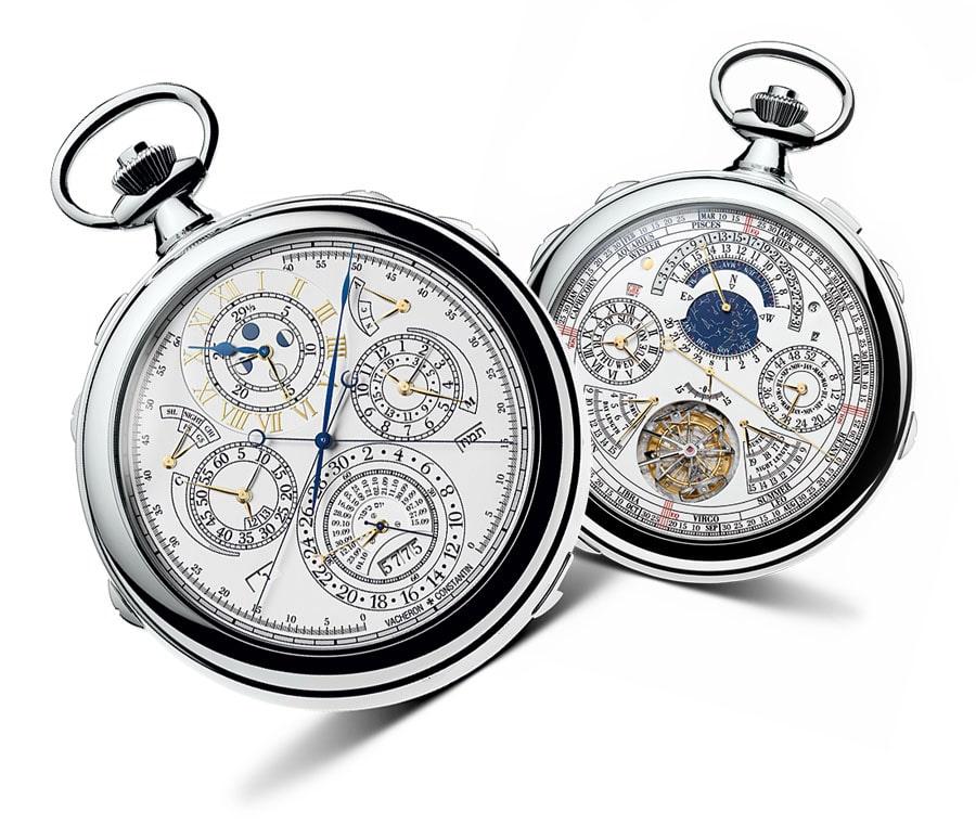 Vacheron Constantin: Referenz 57260, die komplizierteste Uhr der Welt