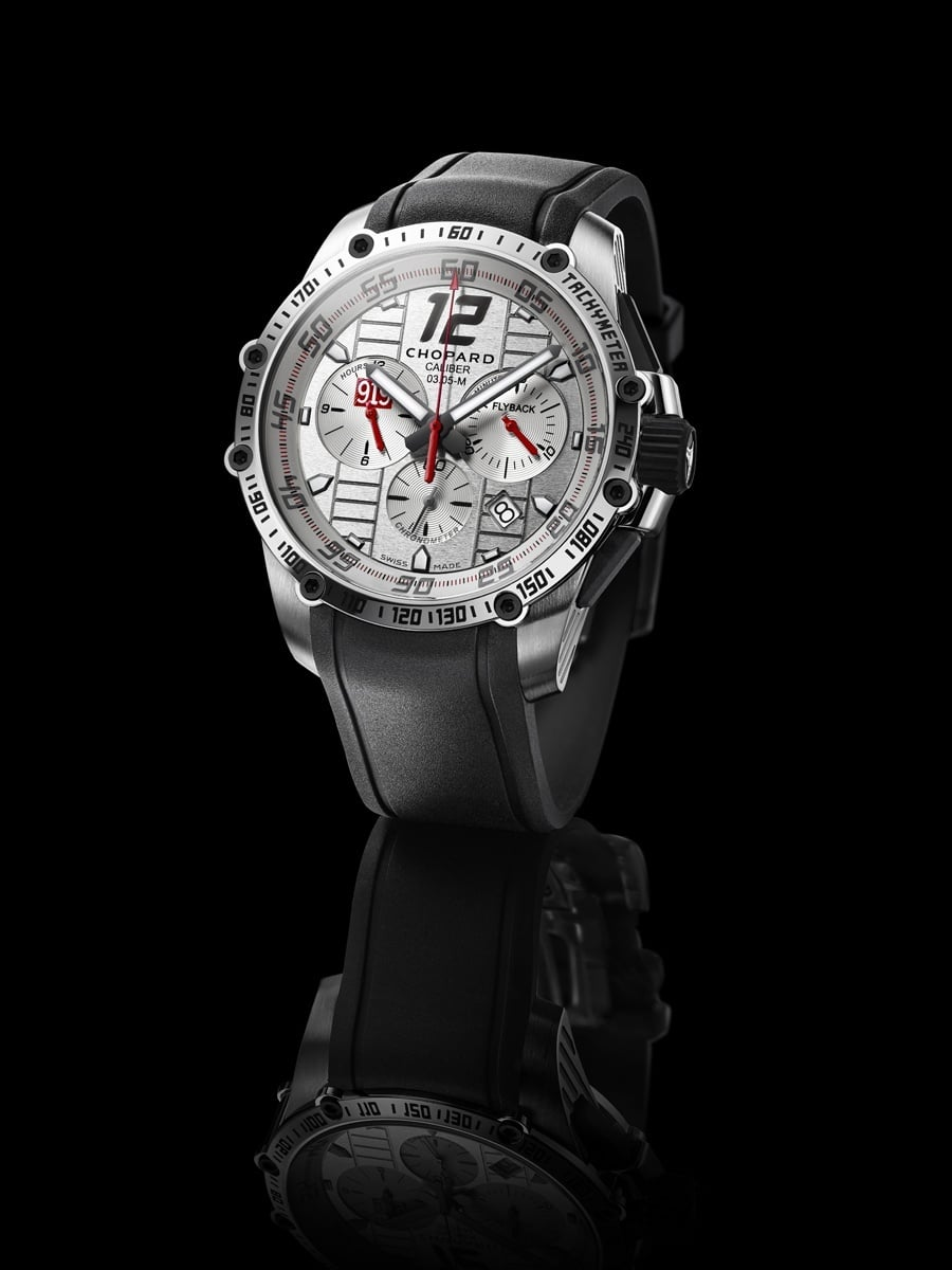 Chopard: Superfast Chrono Porsche 919 Edition