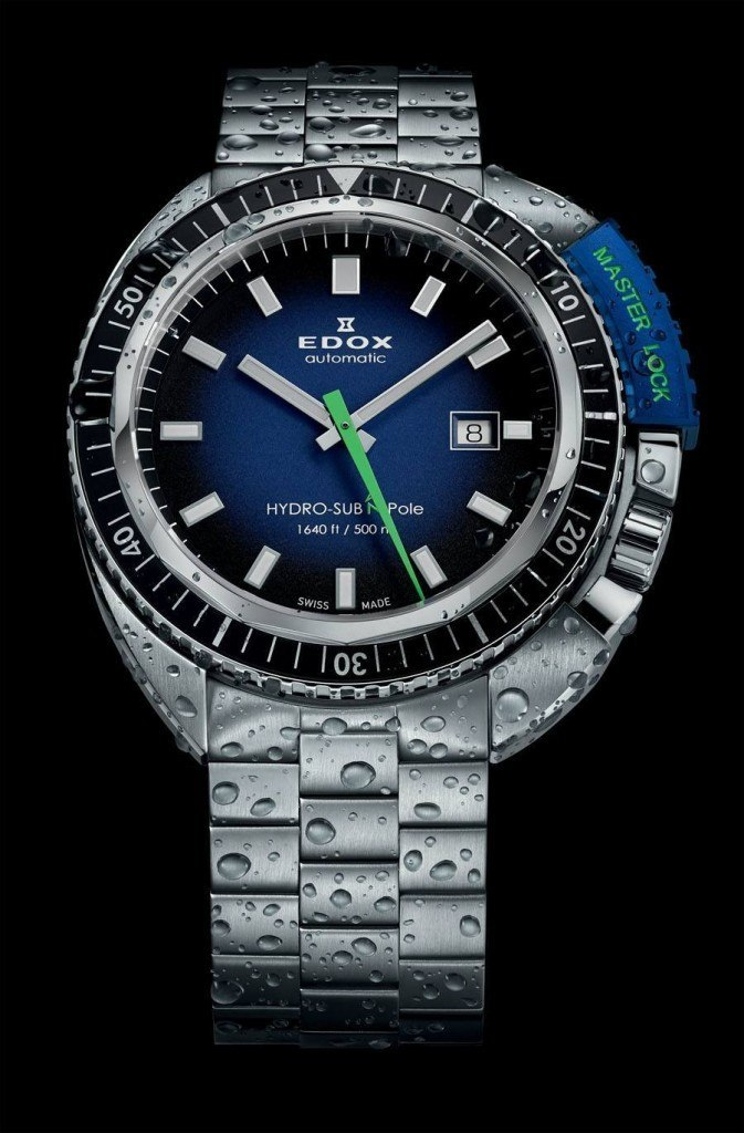 Edox: Hydro-Sub 50th Anniversary Limited Edition