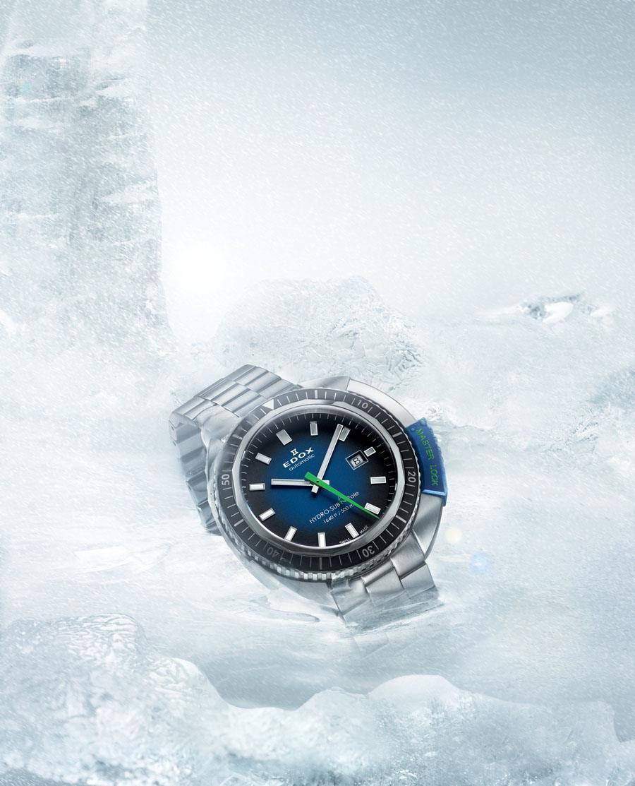 Edox: Hydro-Sub 50th Anniversary Limited Edition