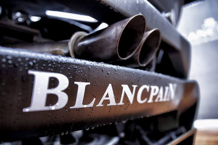 Finale der Blancpain Racing Weekends