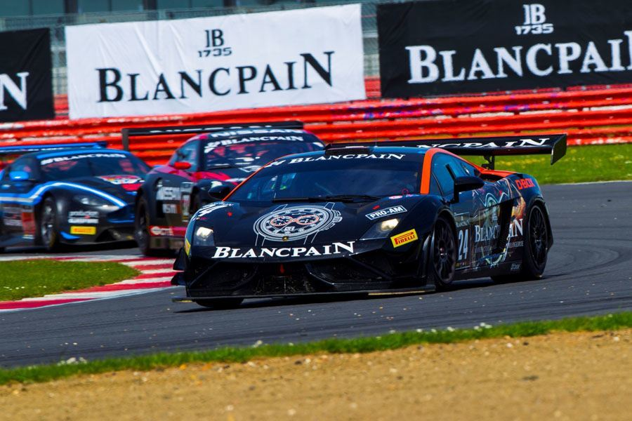 Finale der Blancpain Racing Weekends
