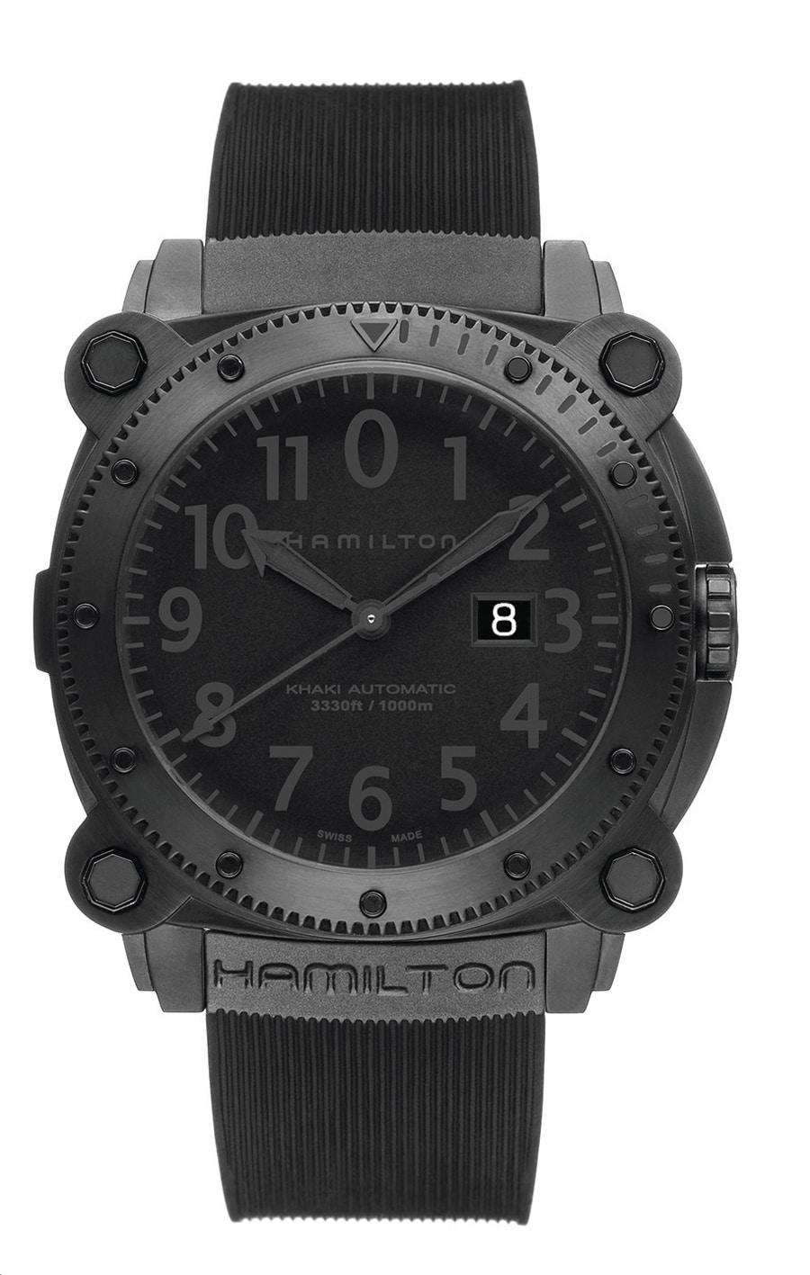 Hamilton: Belowzero Auto 2826