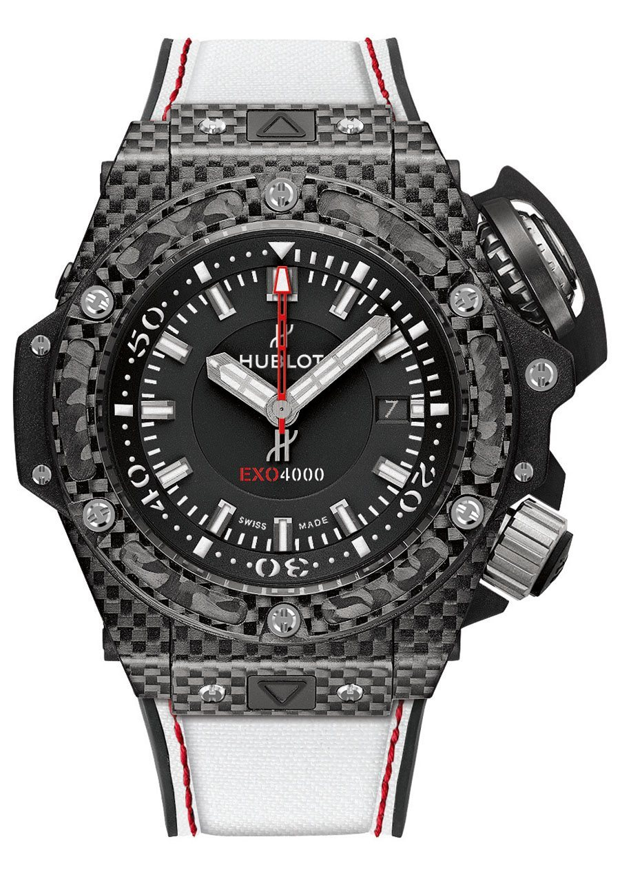 Hublot: King Power Exo4000