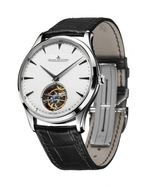 Jaeger-LeCoultre: Master Ultra Thin Tourbillon in Weißgold