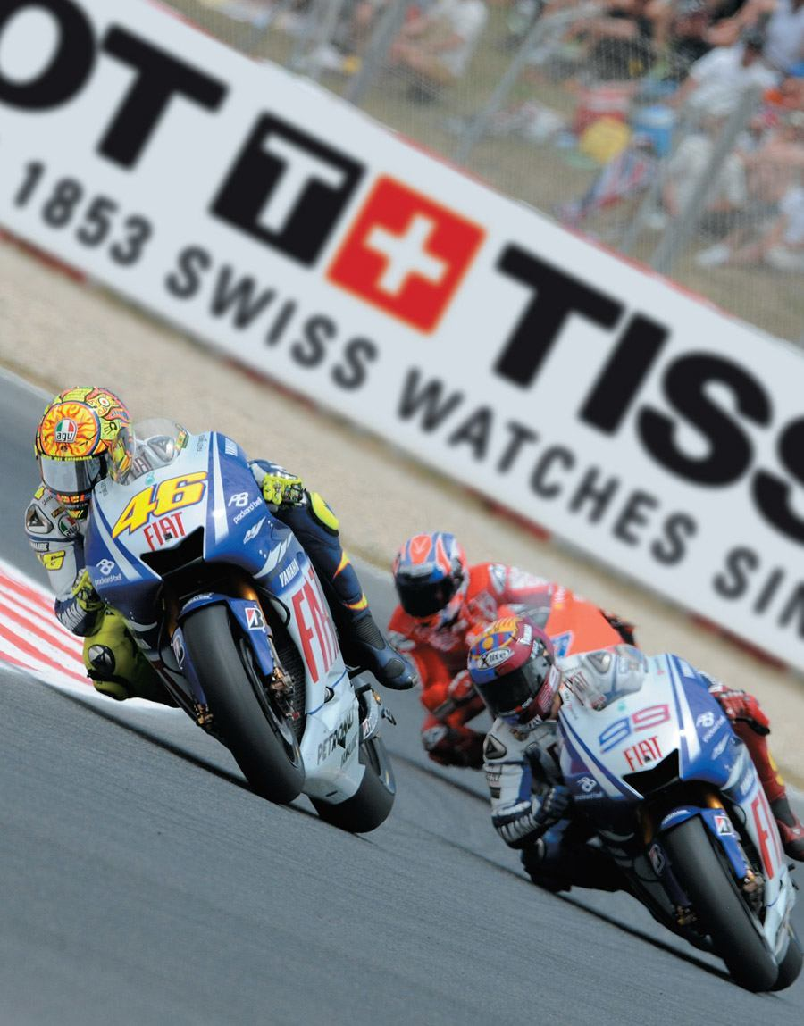 Motorradrennserie MotoGP