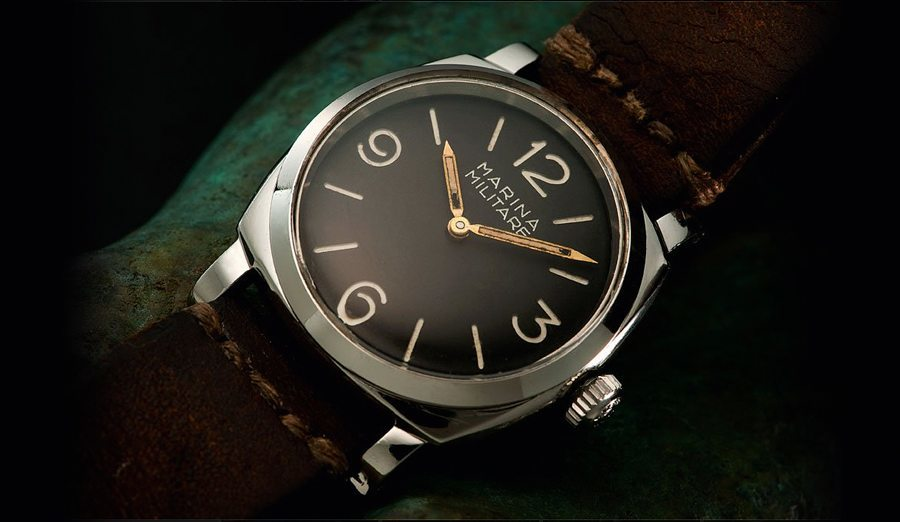 Vintage-Uhren von Panerai sind bei den Paneristi besonders beliebt.