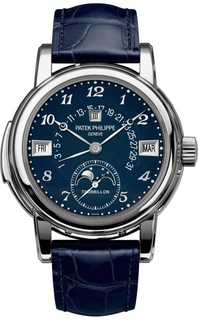 Patek Philippe: Referenz 5016, zur Only Watch 2015 in Edelstahl
