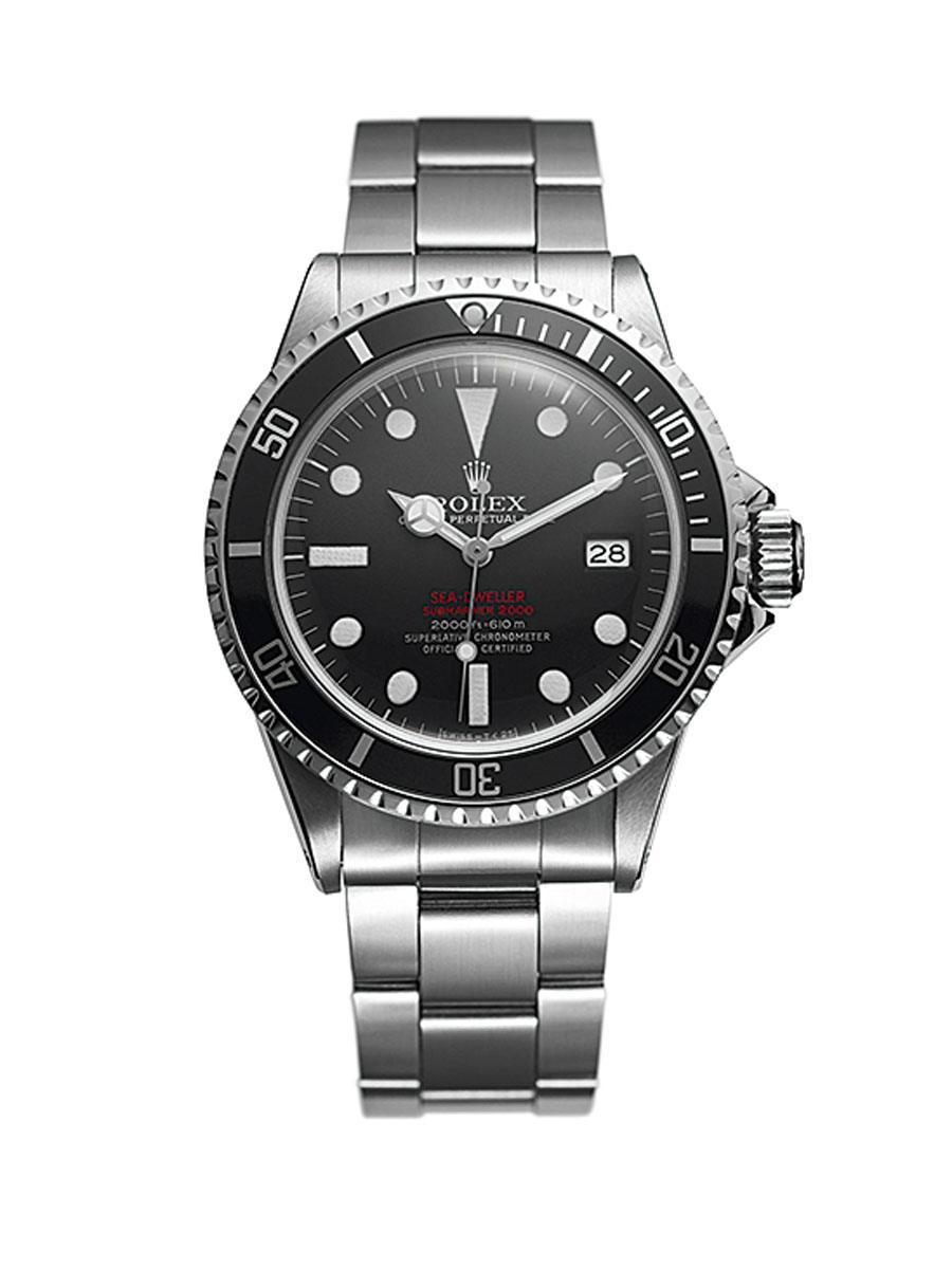 Rolex: Sea-Dweller, 1967