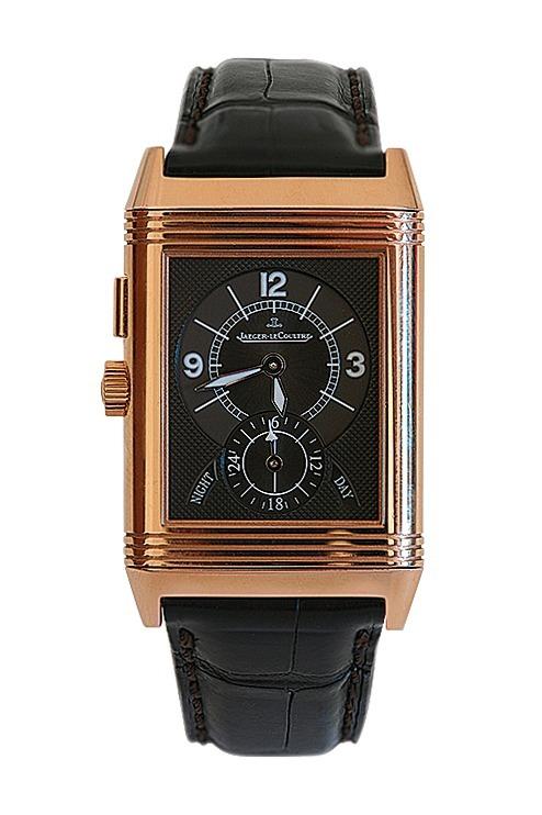 Die Jaeger-LeCoultre Reverso Duoface gehört zur Uhrensammlung von Daniel Brühl.