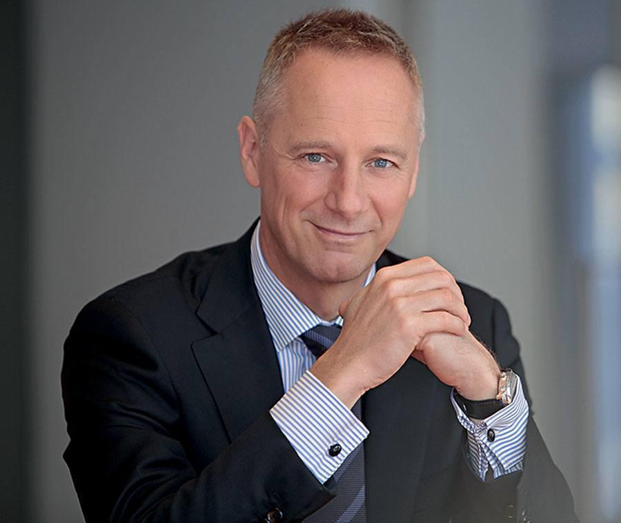 Wilhelm Schmid, CEO von A. Lange & Söhne,