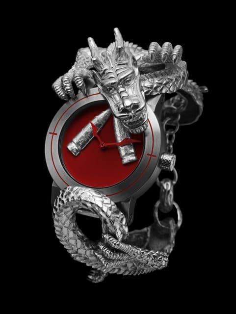 Artya: Son of a Gun Werewolf & Dragon