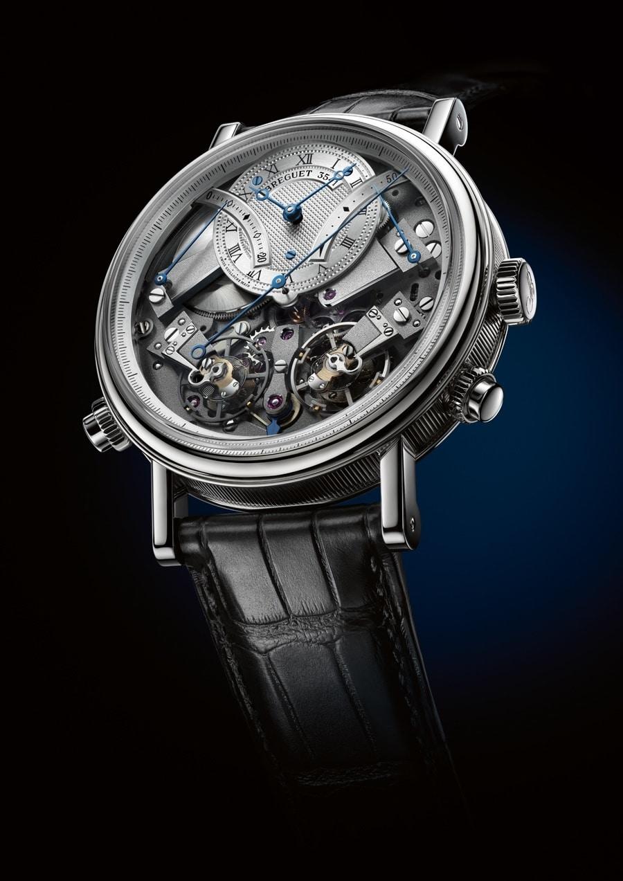 Breguet: Tradition Chronographe Indépendant
