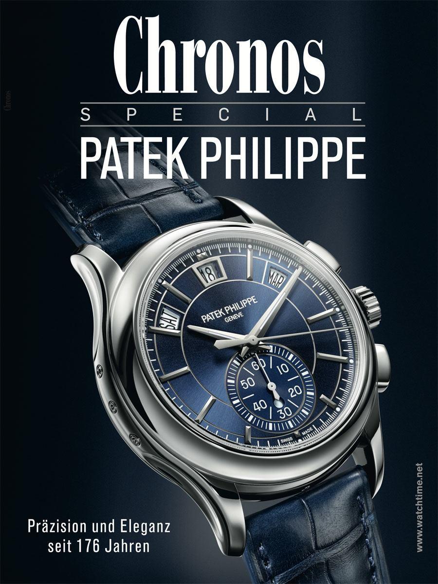 Chronos: Special Patek Philippe