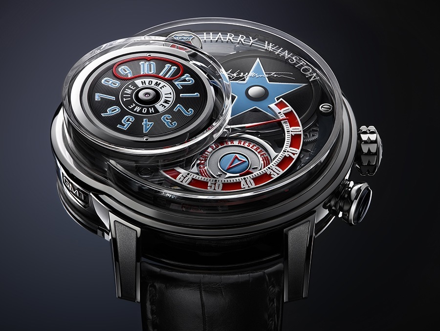 Harry Winston: Opus 14