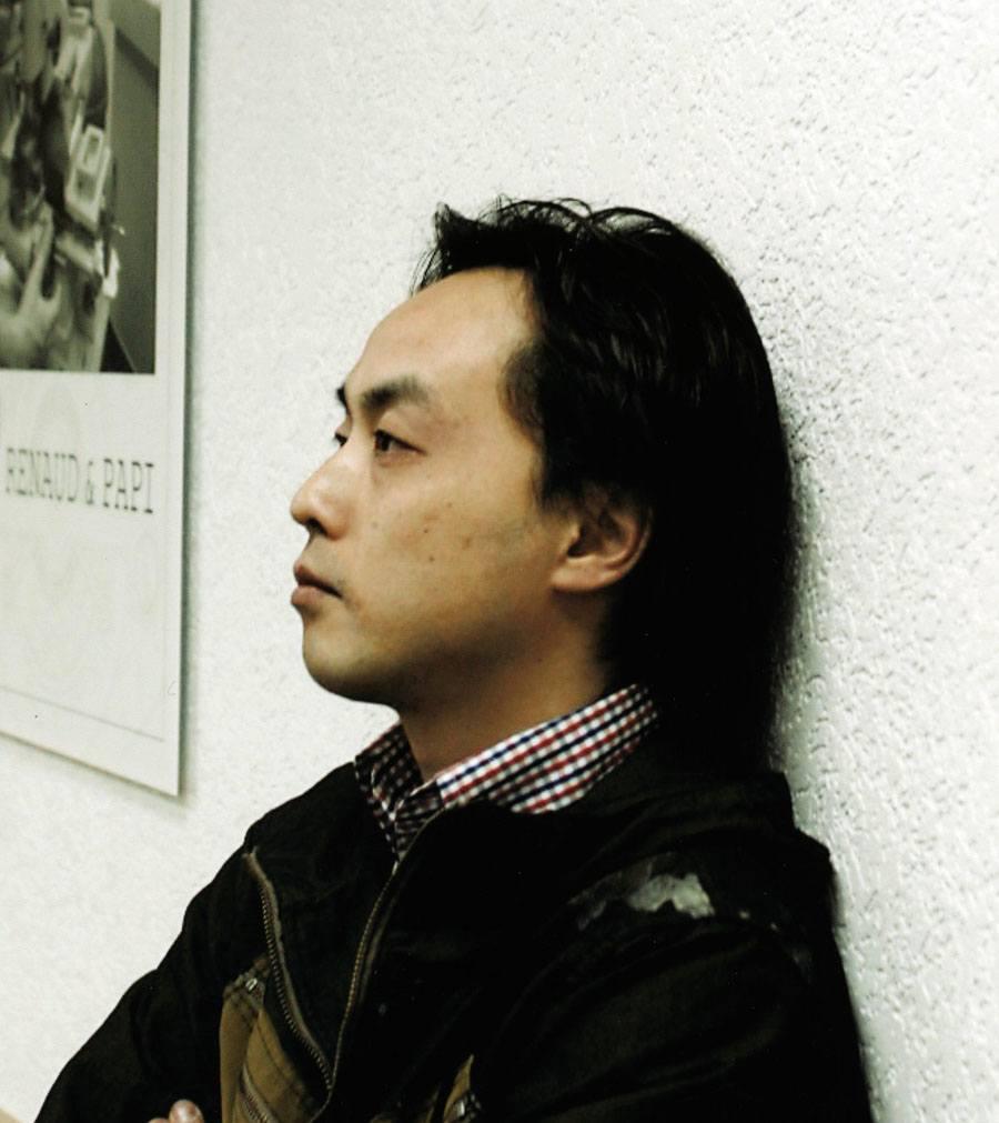 Naomasa Furukawa, Chefredakteur Chronos Japan