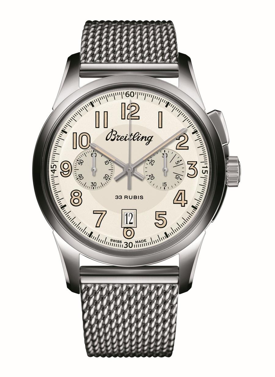 Breitling: Transocean Chronograph 1915