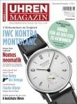 Die UHREN-MAGAZIN-Ausgabe November/Dezember 2015 mit dem exklusiven Test der Nomos Tangente neomatik.