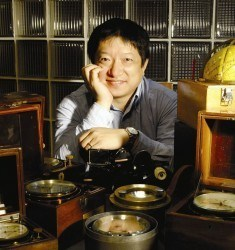 Dr. Zhixiang Ding, Chefredakteur Chronos China