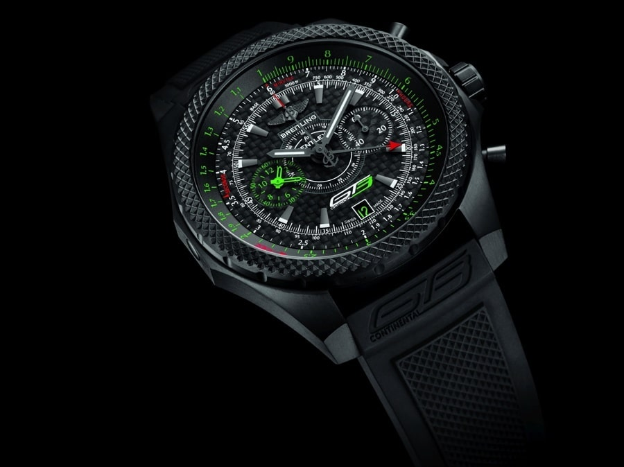 Breitling for Bentley: Bentley GT3