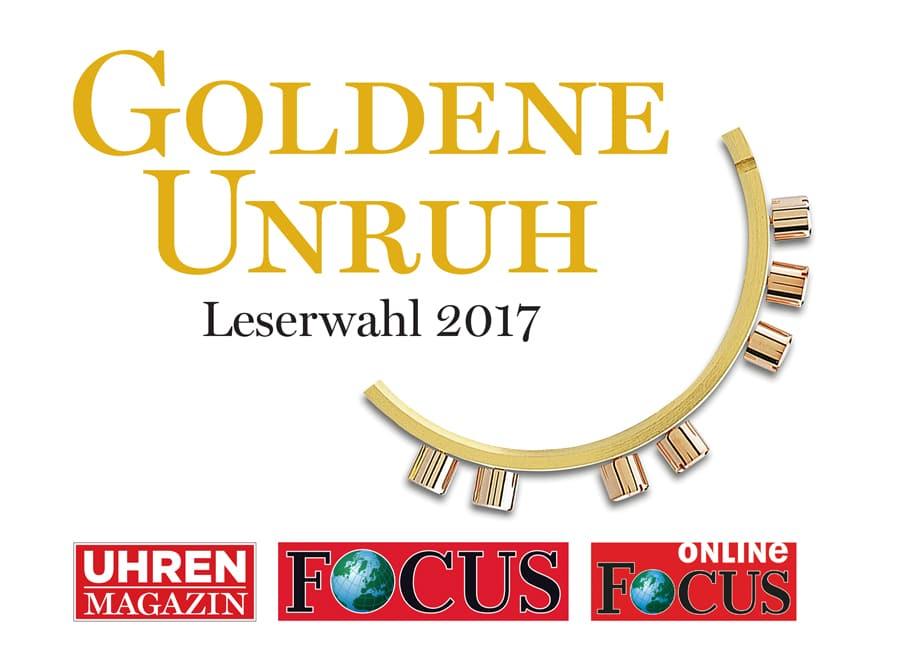 Goldene Unruh 2017