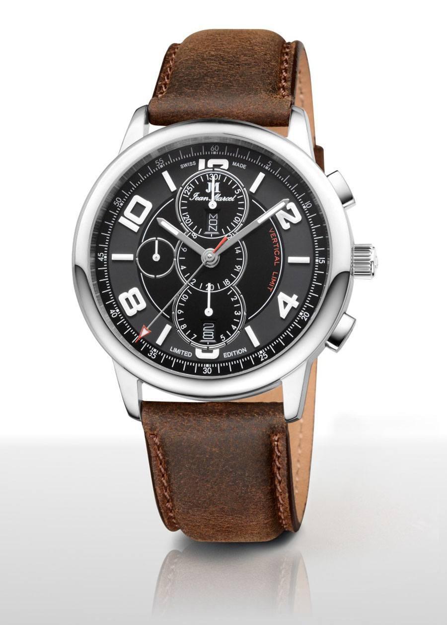 Jean Marcel: Vertical Limit Chronograph