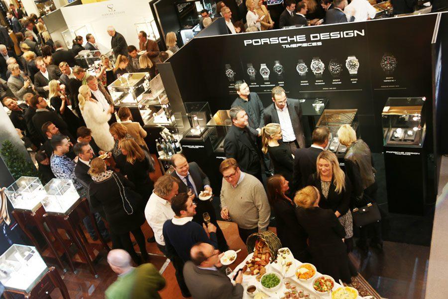 MunichTime 2015: Uhrenmesse in München