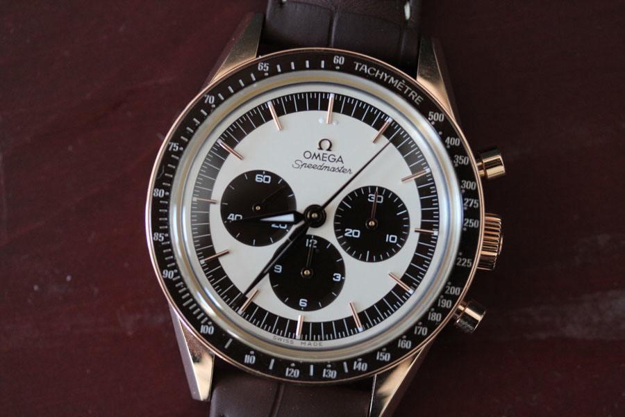 Inspiriert von der Uhr von Walter Schirra, einem US-amerikanischer Astronaut