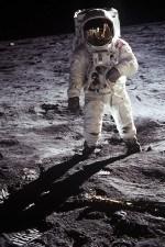 """Die Omega-Speedmaster-Story: Edwin """"Buzz"""" Aldrin"""