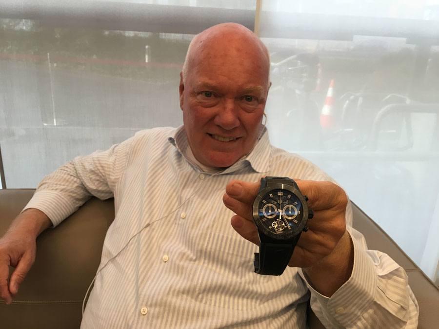 Seit 2014 krempelt Jean-Claude Biver TAG Heuer um. Ein Ergebnis ist unter anderem der Tourbillon-Chronograph.