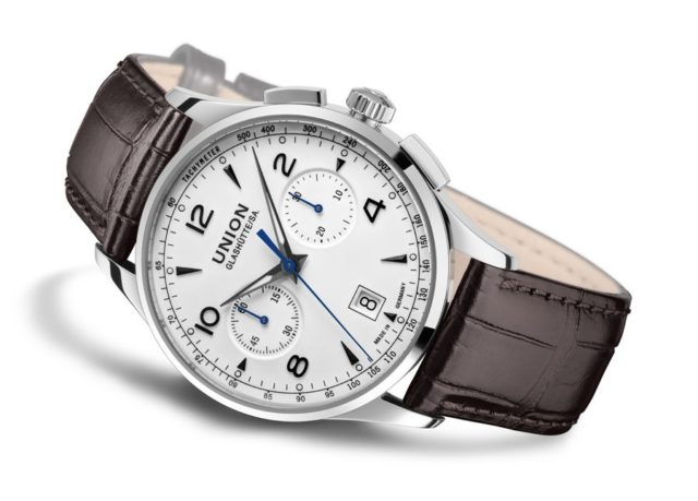 Union Glashütte: Noramis Chronograph