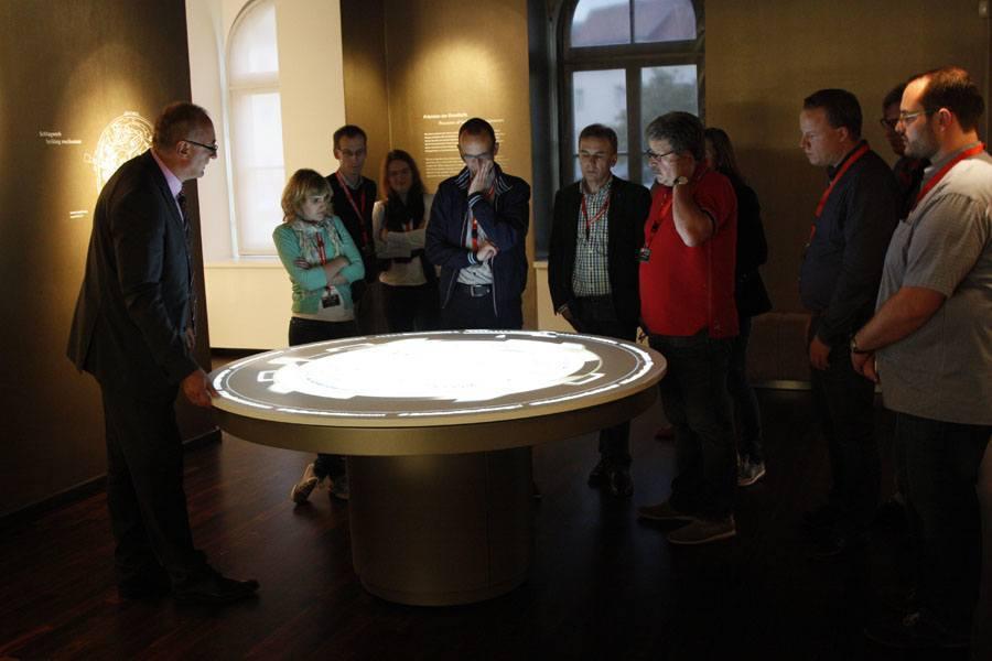 UHREN-MAGAZIN Leserreise Glashütte 2015: Deutsches Uhrenmuseum