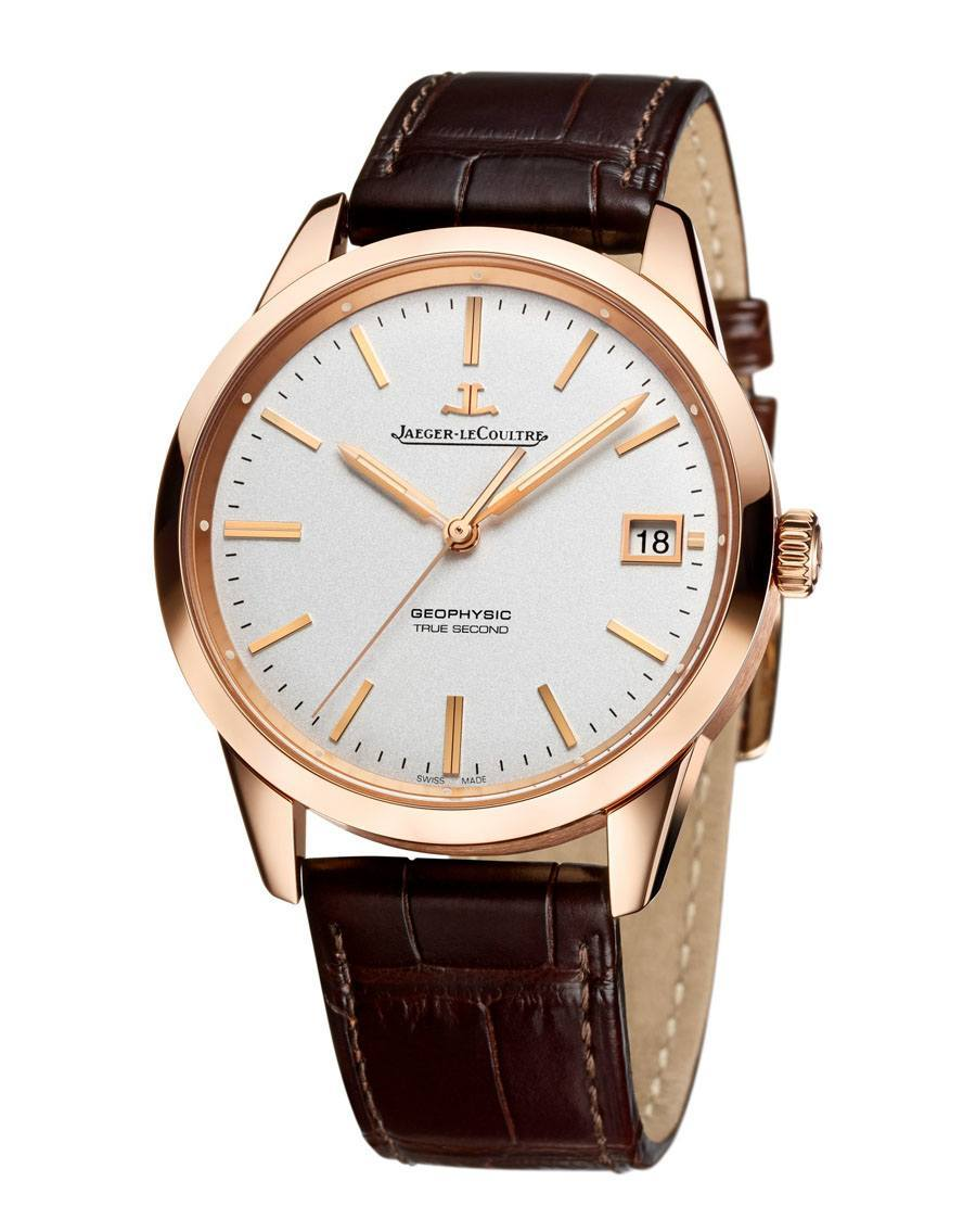 Jaeger-LeCoultre: Geophysic True Second
