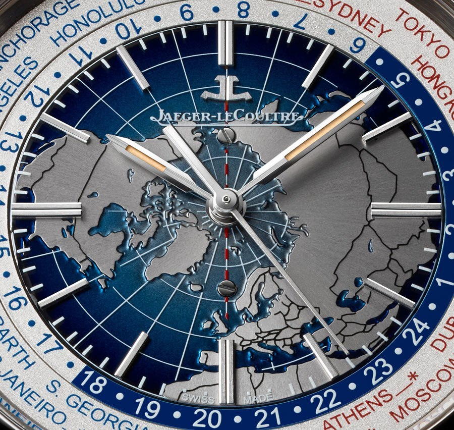 Jaeger-LeCoultre: Geophysic Universal Time