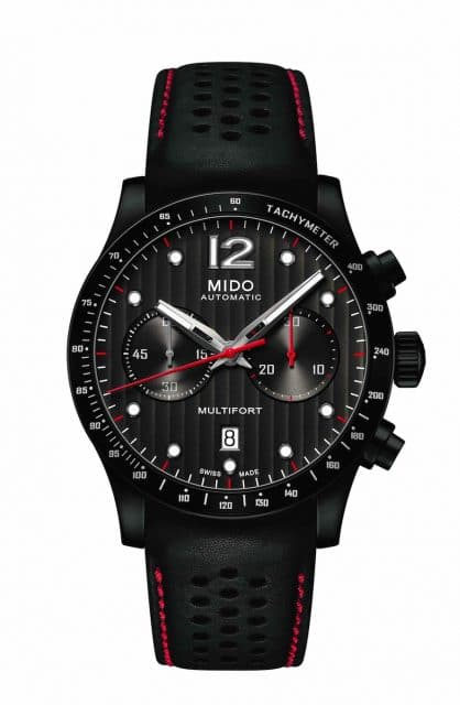 Mido: Multifort Chronograph Calibre 60