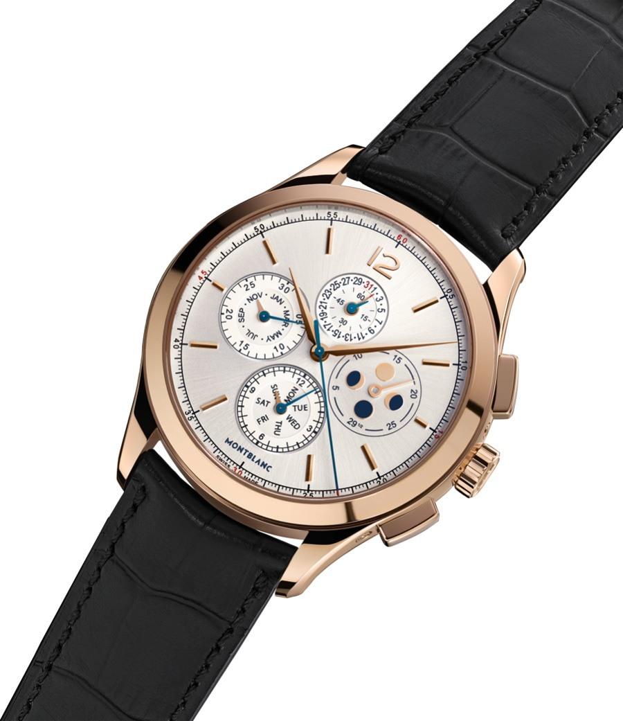 Montblanc: Heritage Chronométrie Chronograph Quantième Annuel