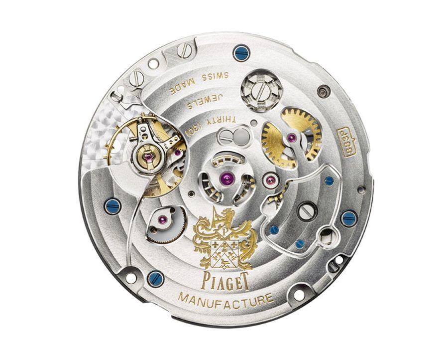 Piaget Altiplano Chronographen-Kaliber 883P