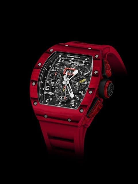 Richard Mille: RM 011 Red TPT Quartz