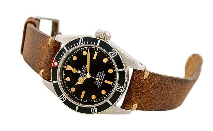 Rolex: Submariner mit der Referenz 6538
