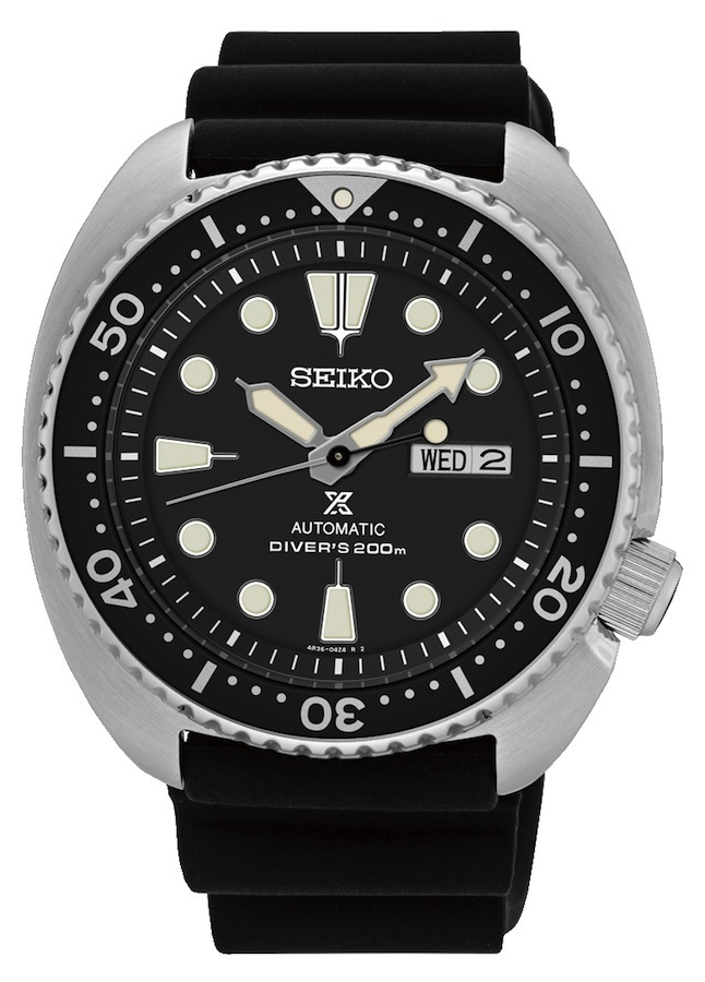 Die Seiko Prospex SRP777K1 ist ab Januar 2016 für 399 Euro erhältlich.