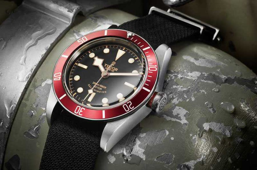 Tudor: Heritage Black Bay