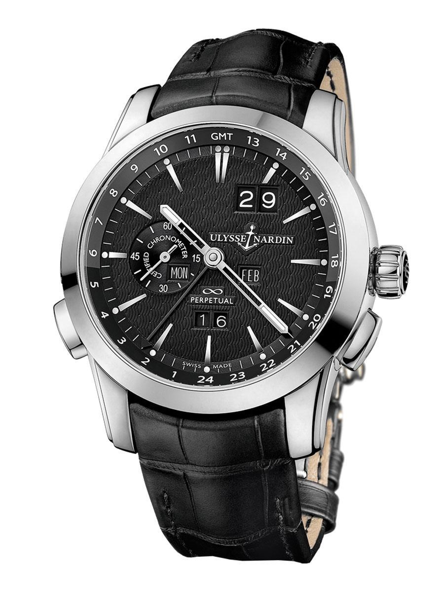 Ulysse Nardin: GMT Perpetual Manufacture
