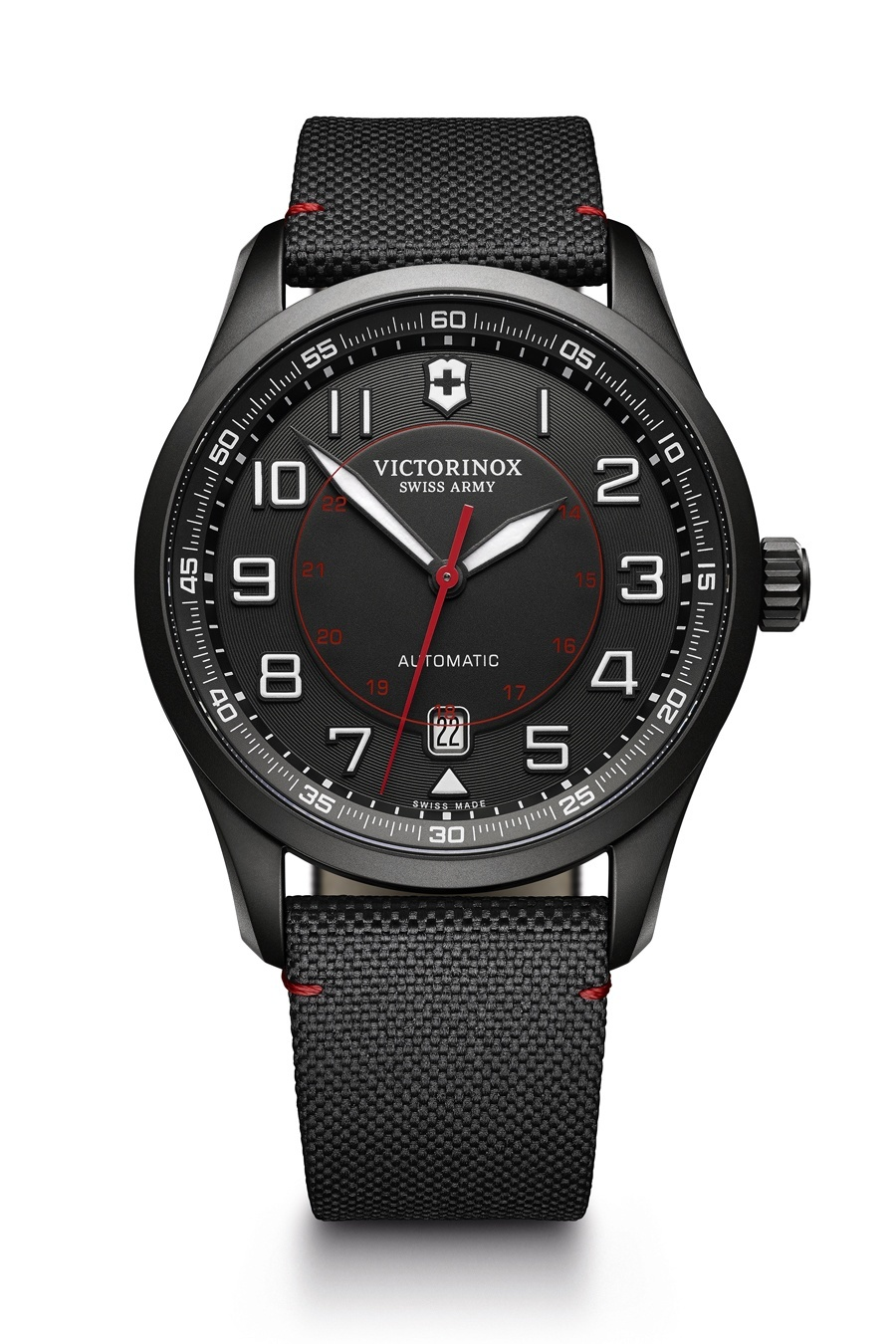 Victorinox: Airboss Mechanical Black Edition