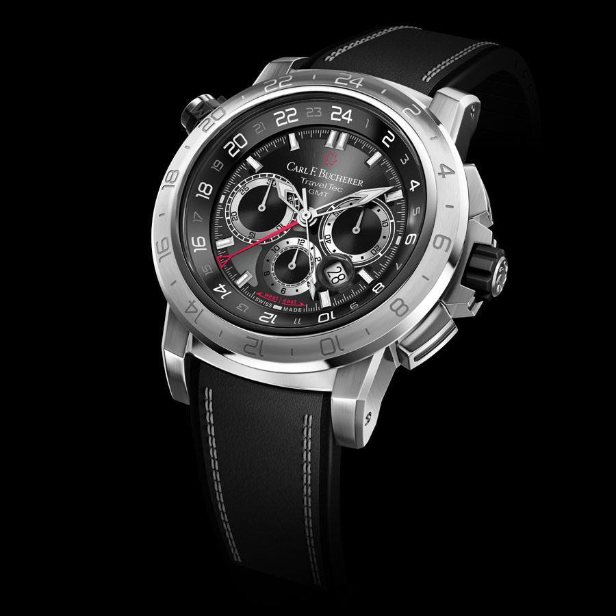 Carl F. Bucherer: Patravi TravelTec II