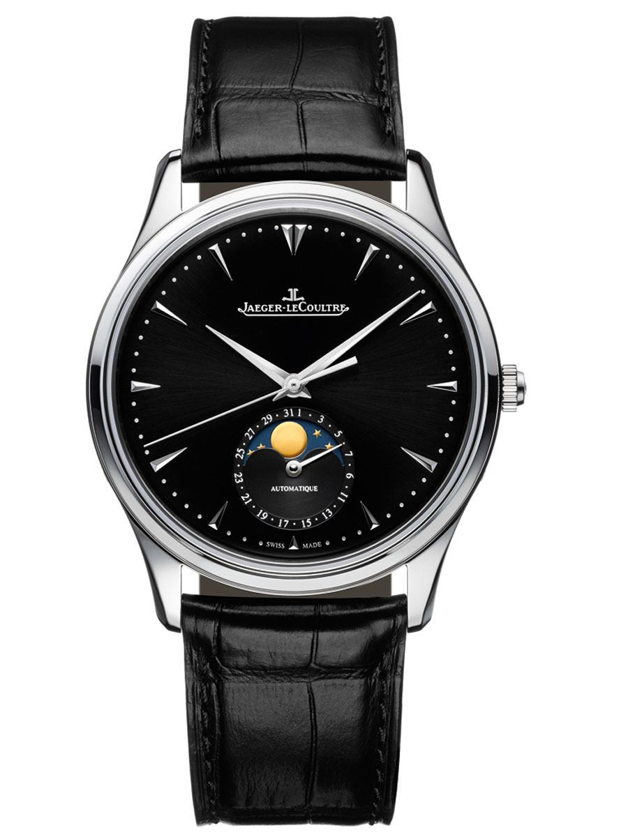 Jaeger-LeCoultre: Master Ultra Thin Moon 39