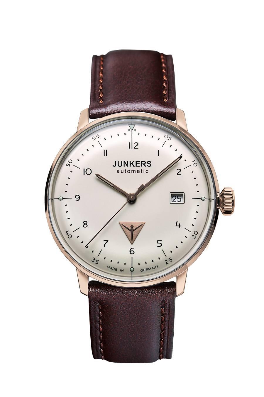 Junkers: Bauhaus Automatik Referenz 6058-4