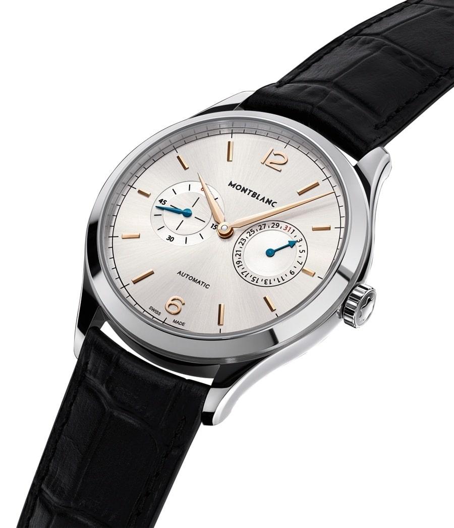 Montblanc: Heritage Chronométrie Twincounter Date