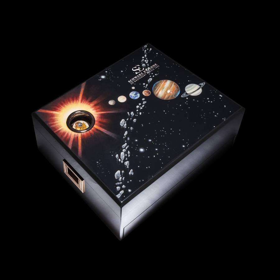 Etui der Edition Ode à la Semaine von Schwarz Etienne